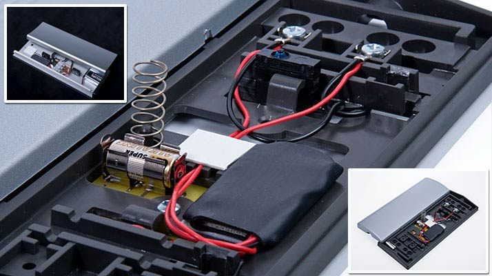 Armbågskontakter i 100- och 200-serierna går att få med radiostyrning.