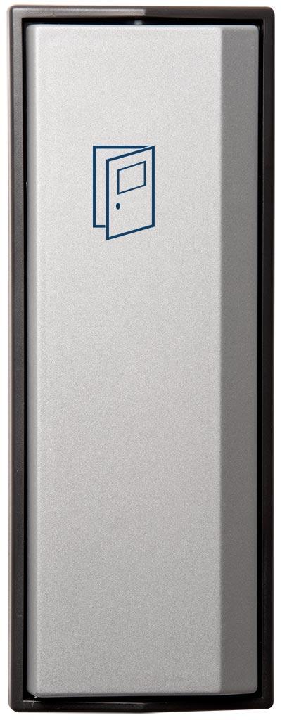 Armbågskontakt JCK105 med symbol öppna dörr