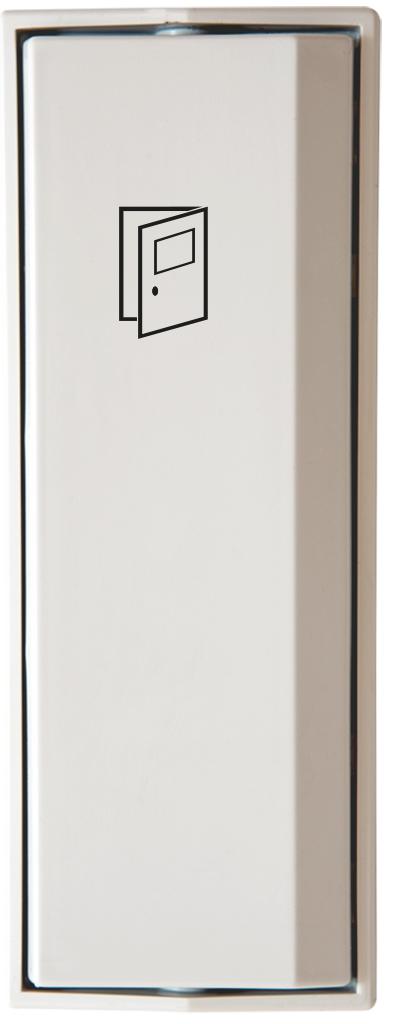 Armbågskontakt JCK109 med symbol öppna dörr