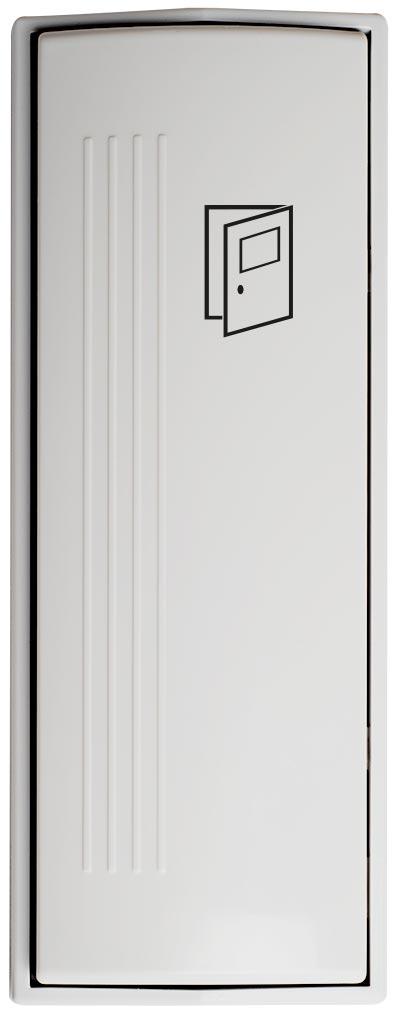 Armbågskontakt JCK211 med symbol öppna dörr