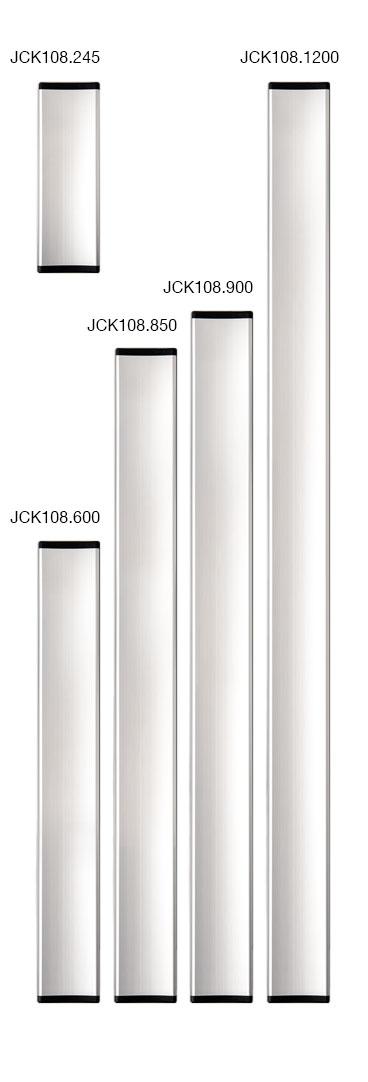 JCK108 finns i olika längder.